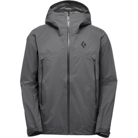 Black Diamond Helio Active Chaqueta Shell Hombre, slate